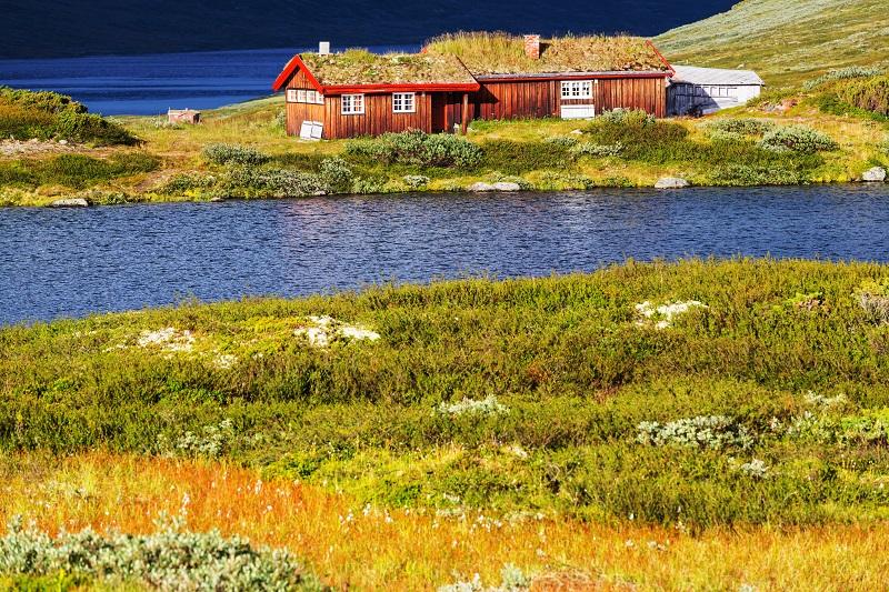 Norwegia – Państwo zdumiewających krajobrazów