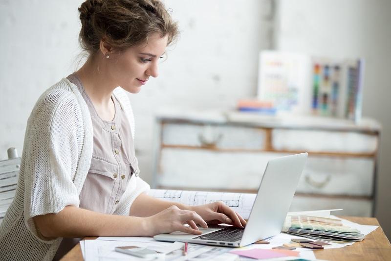 Jak pracować produktywnie w domu?