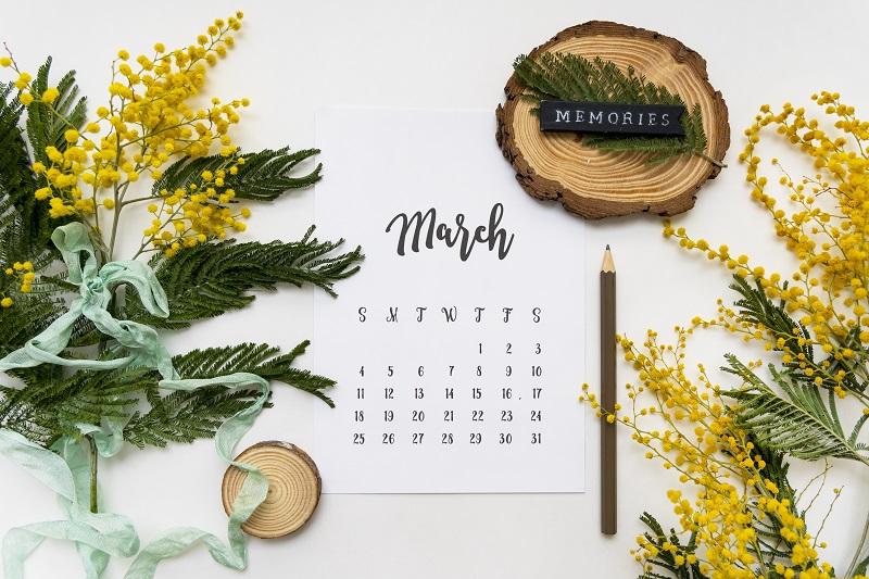 Rodzaje kalendarzy – jakie są do wyboru