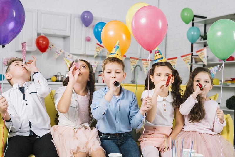 Gdzie urządzić dziecku urodziny w Warszawie?